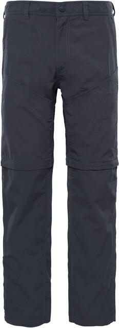 The North Face M's Horizon Convertible Pants Asphalt Grå